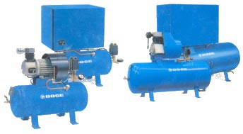 Compressor Accessories, Piston Compressors, Oil Less Piston